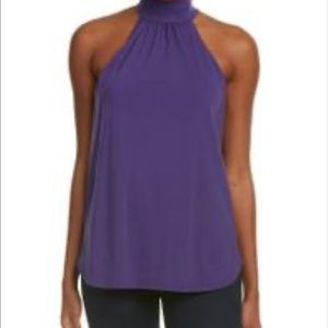 Susana Monaco Manson Top Purple